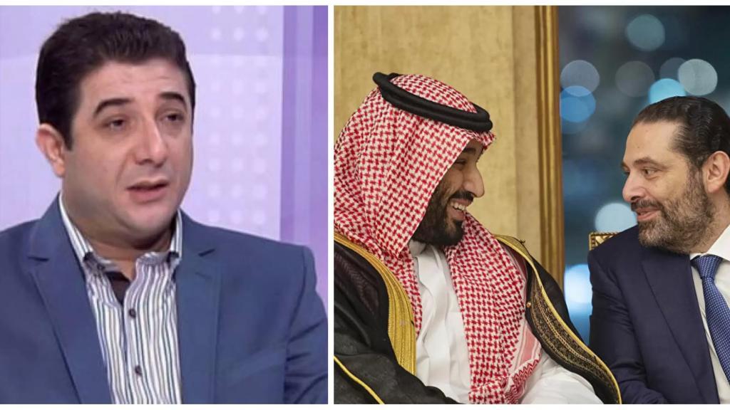 """غسان جواد: """"بس تشوف الحريري في السعودية مع محمد بن سلمان ممكن نشوف حكومة"""""""