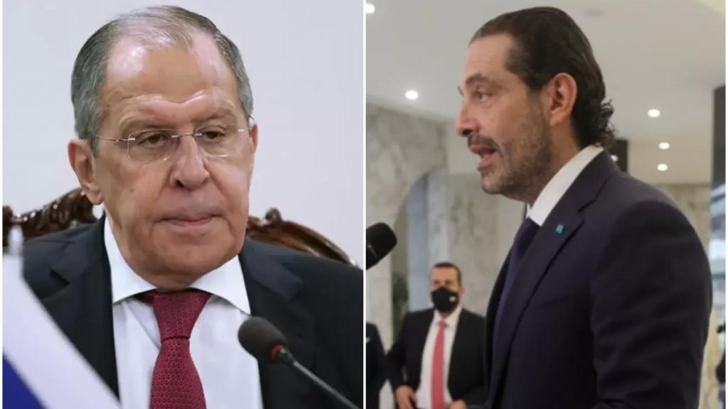 وزير الخارجية الروسي: ننتظر الحريري في روسيا خلال الأيام المقبلة وسيتم أيضًا استقبال ممثلين آخرين للقوى السياسية الرئيسية