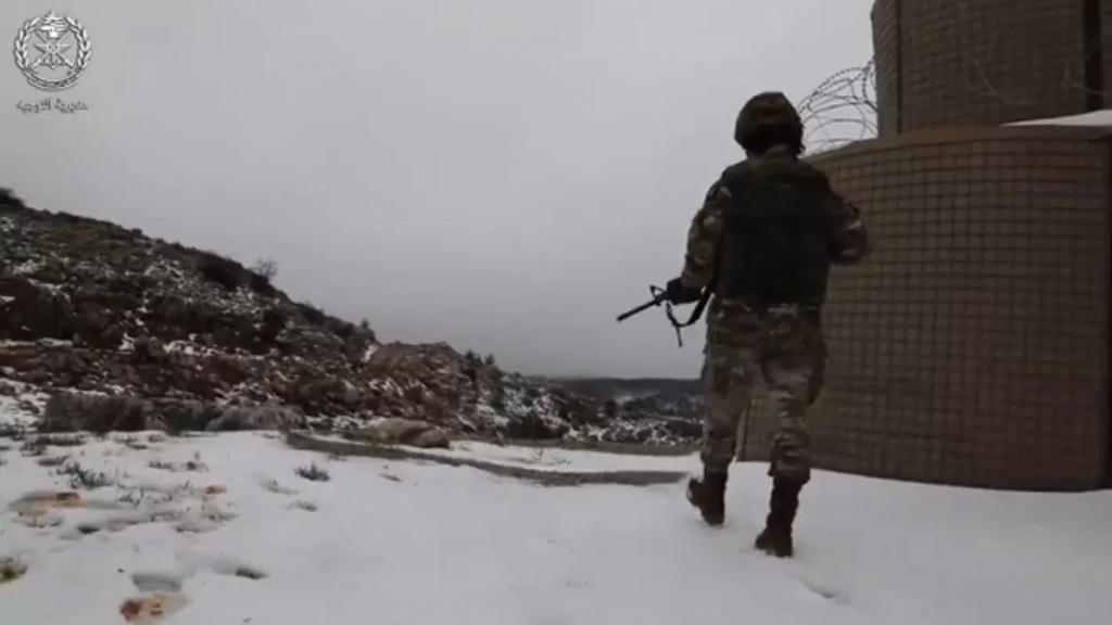 بالفيديو/ الجيش اللبناني عبر تويتر: «على الحدود…نعمل بلا حدود»