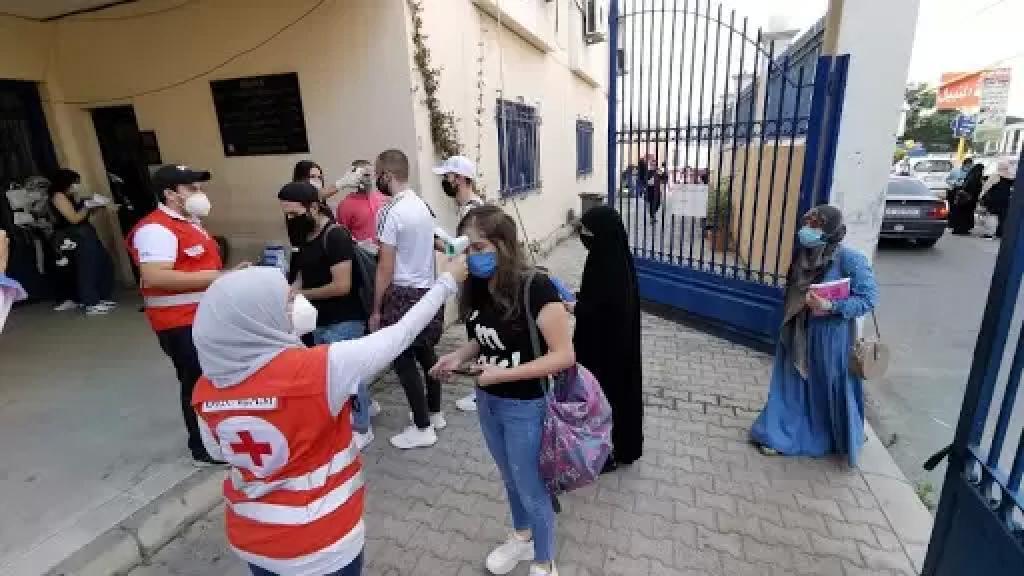 الجامعة اللبنانية تستعد لبدء عملية التلقيح الإثنين