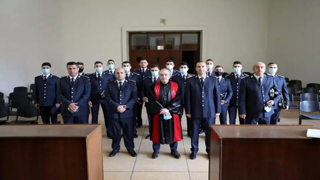 13 ضابطاً في الأمن العام أقسموا اليمين القانونية...اللواء عباس ابراهيم: لكم وطن واحد هو لبنان وطائفة واحدة هي لبنان