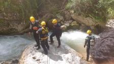 بالصور/ إبن الـ34 عاماً فُقد في نهر الجوز ووحدة الإنقاذ البحري في الدفاع المدني تعمل على البحث عنه