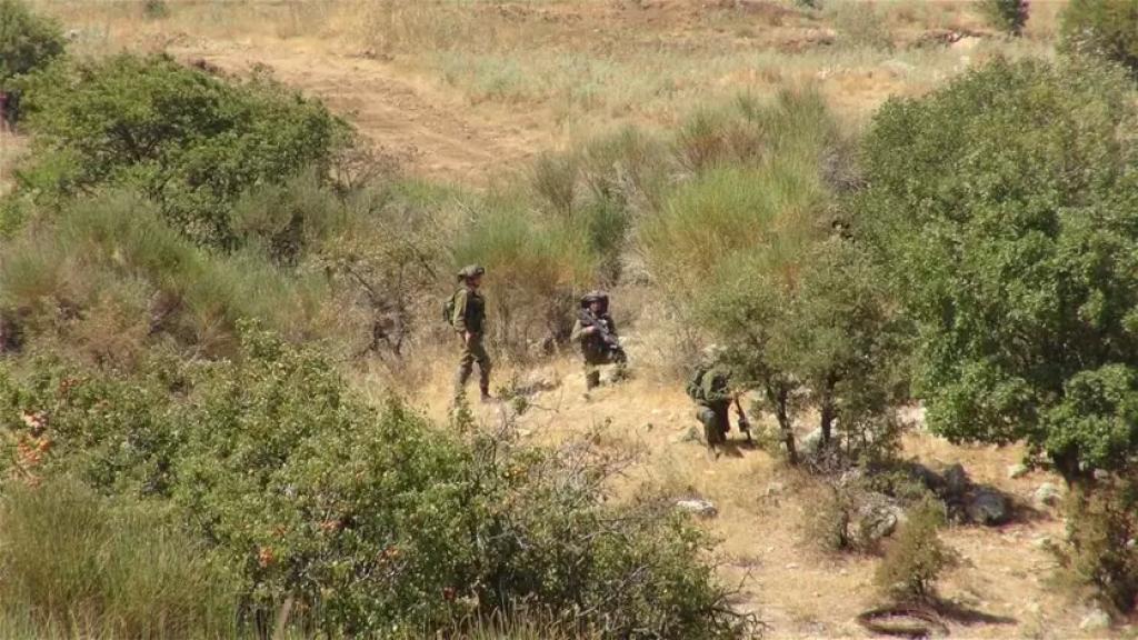 قوات الاحتلال أطلقت رشقات نارية باتجاه راع في خراج بلدة كفرشوبا قرب بوابة حسن