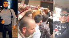 بالفيديو/ ببنين ودعت الشابين سمير صوفان وعلي الرفاعي..جريمة ثأر وليس خلاف على أفضلية مرور (الأخبار)