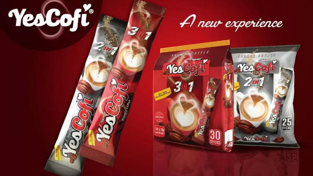 «Yes Cofi» تنطلق إلى السوق اللبناني.. قهوة سريعة التحضير صناعة لبنانية بسعر يراعي مختلف الميزانيات