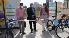 """مقدم من بلدية زوريخ سويسرا...بلدية صور افتتحت مشروع الدراجات الهوائية """"دور بصور"""""""