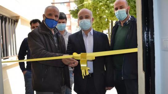 افتتاح مركز  برمجة DSL Modem في مدينة بنت جبيل تابع لأوجيرو