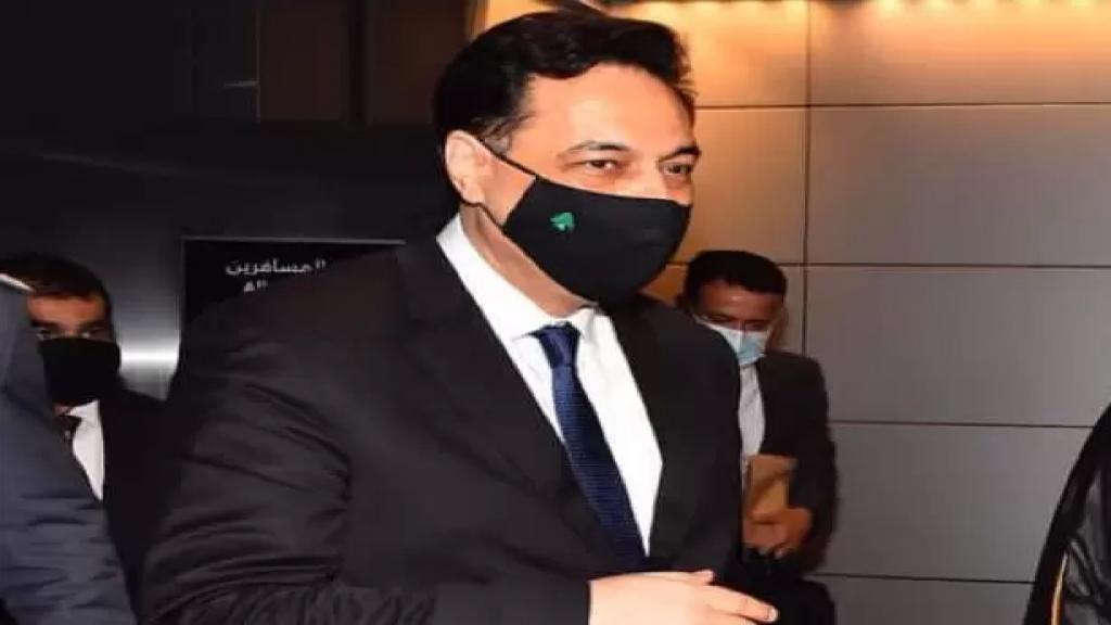 دياب في ختام زيارته قطر: لبنان يمر بمرحلة صعبة ووجدنا في الدوحة ما نبحث عنه