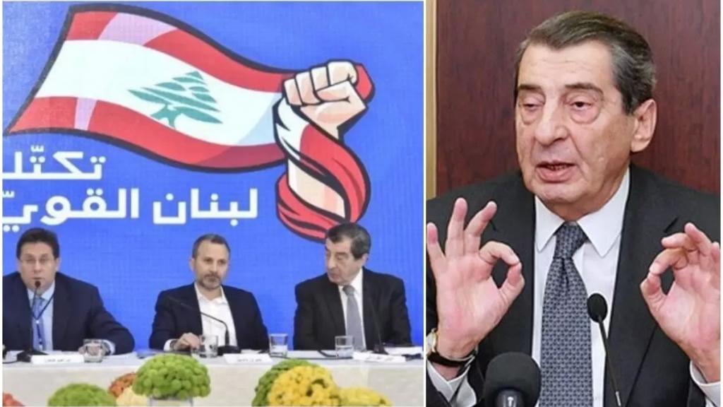 الفرزلي : خرجت من تكتل لبنان القوي بعد ثورة 17 تشرين