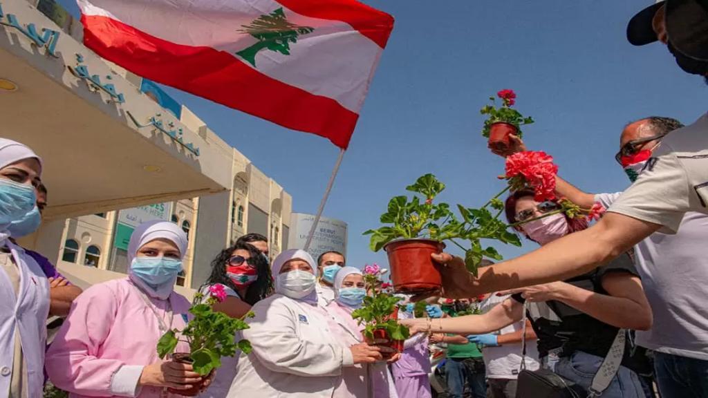 """""""غالبية ارقام كورونا في لبنان الى تحسن""""...الدكتور فراس الأبيض يكشف التفاصيل"""