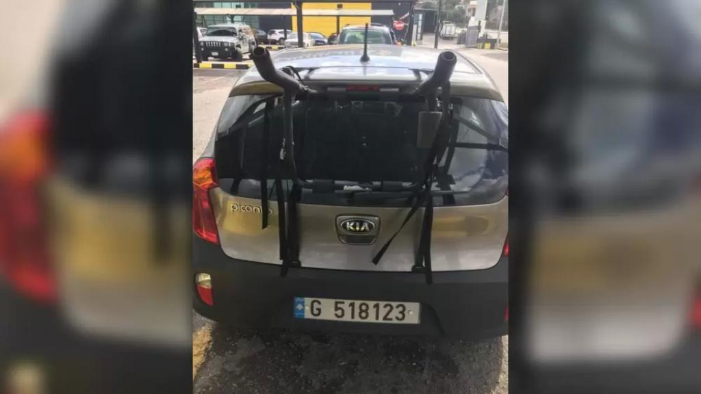 سرقة سيارة إحدى السيدات في الزلقا ومناشدة لمن يستطيع التعرّف عليها