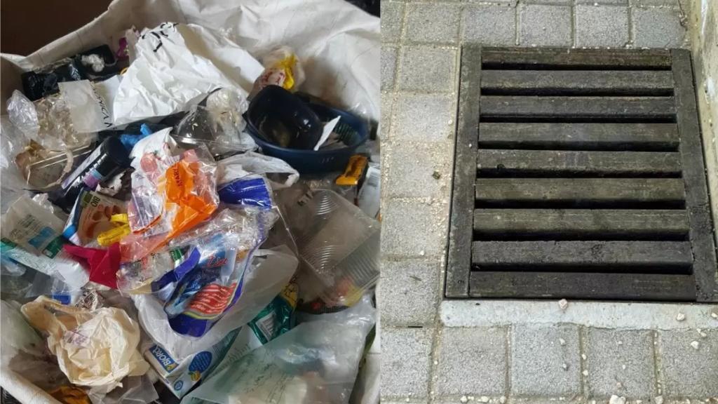 بعد موجة سرقة أغطية الصرف الصحي من الشوارع..مبتكر لبناني يصنع أغطية من البلاستيك المعاد تدويره!