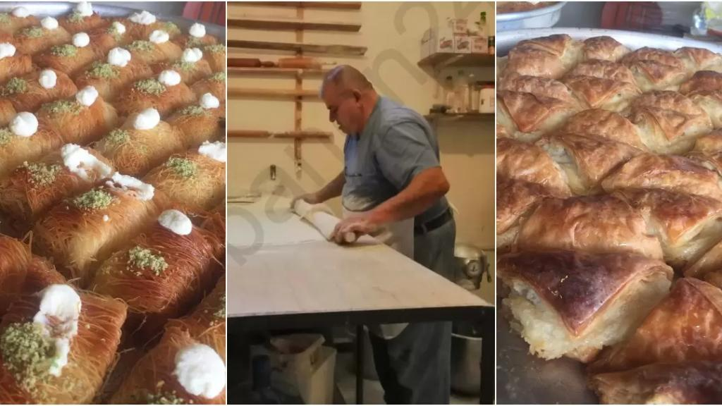 """في عدلون.. أسرة تعمل بصناعة الحلويات وتواجه الغلاء بأسعار متدنية: """"الناس موجوعة والأسعار المتداولة فيها استغلال كبير للناس"""""""