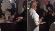 بالفيديو/ يسرقون المنازل عند الإفطار.. أهالي المحمرة في عكار يلقون القبض على 4 أشخاص بينهم شخص متنكر بزي نسائي!