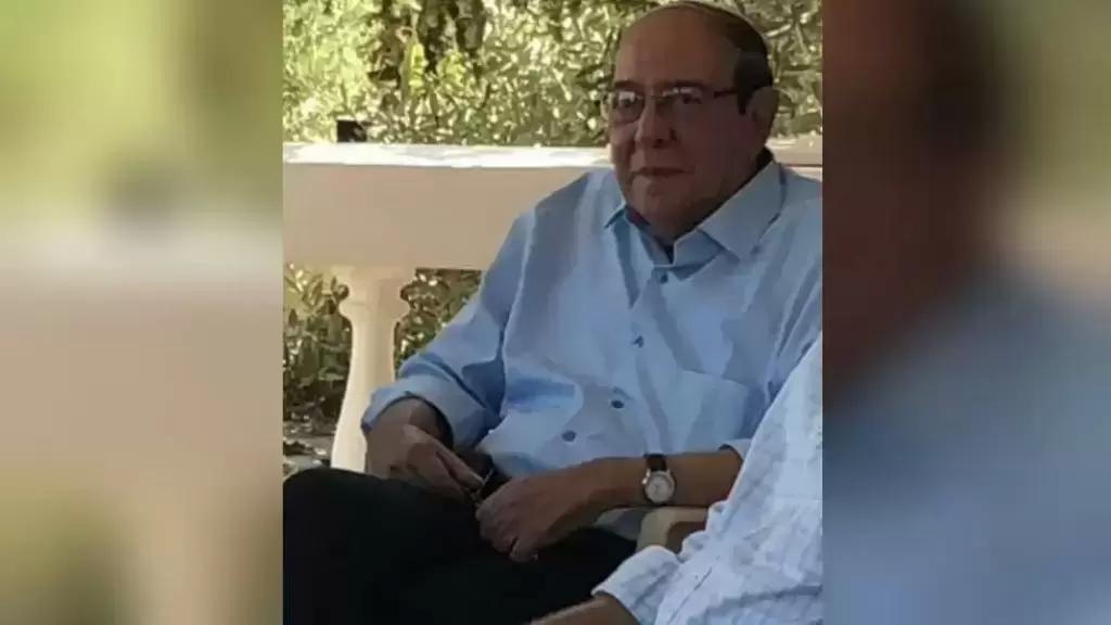 ذكرى مرور اسبوع على وفاة الحاج إحسان داغر