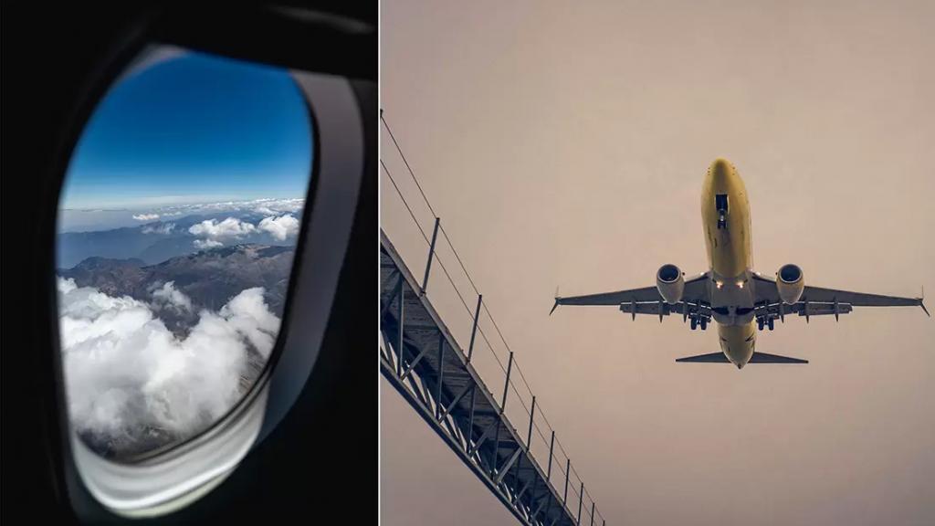 طائرة تقلع من مطار القاهرة على متنها راكبة واحدة مصابة بكورونا.. بعد 5 ساعات من المحادثات مع قائد الرحلة!