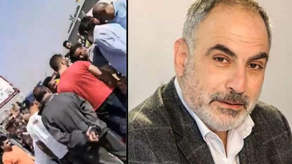 """النائب زياد اسود يعرض فيديو لسوق الاحد في طرابلس ويعلق: """"بسن الفيل قوى امن لابطا بالارض و بدها تسكر والتمييز بين الناس غير مسبوق""""!"""