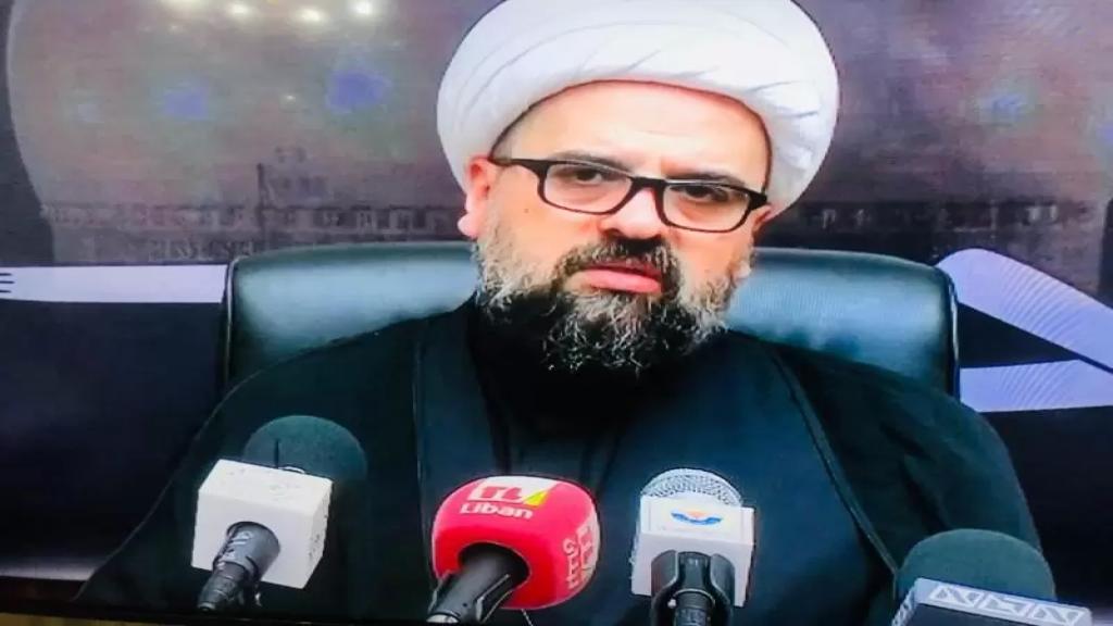 المفتي قبلان: لا أمل بتوبة الطبقة الفاسدة...وهناك قرار دولي بالاجهاز على لبنان، زمن الإستسلام ولى ولبنان أكبر من الحصار