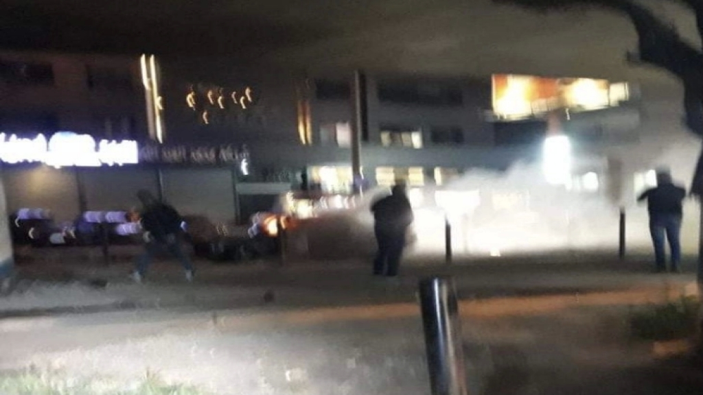 اطلاق نار واحراق سيارة...توتر في منطقة الملولة في طرابلس جرّاء اشكال بين عائلتين