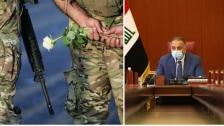 الـ MTV: مجلس الوزراء العراقي أقرّ اليوم مساعدة للجيش اللبناني بقيمة 3.5 مليار دينار عراقي..ستُقدّم على شكل مساعداتٍ ماديّة وعينيّة