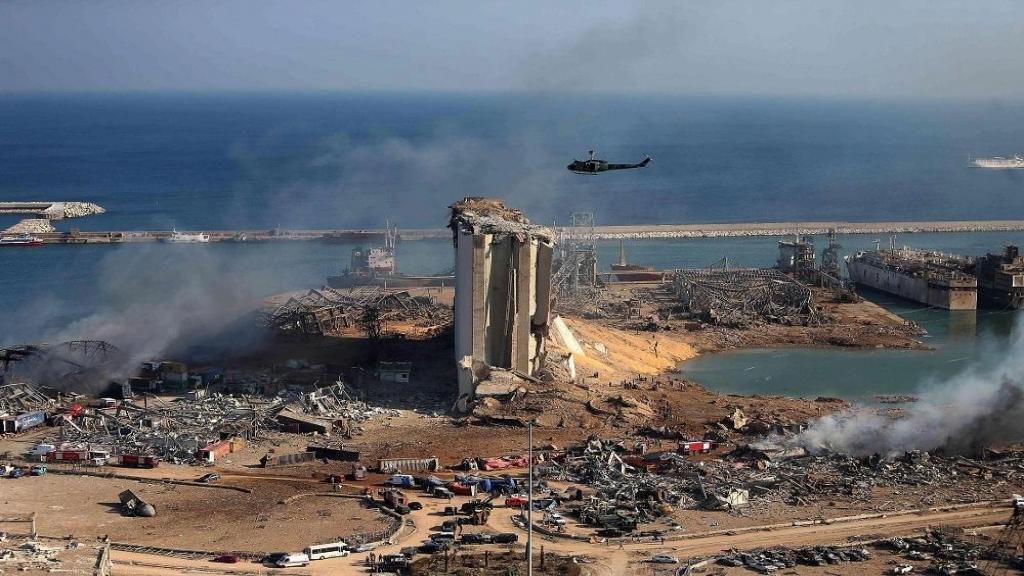 بنك الاستثمار الأوروبي: لا يوجد حالياً عرض تمويلي من البنك لمرفأ بيروت