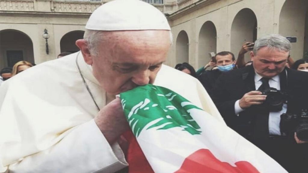البابا فرنسيس في رسالة الى الرئيس عون: لبنان لا يمكن ان يفقد هويته ولا تجربة العيش الاخوي معا التي جعلت منه رسالة الى العالم بأسره