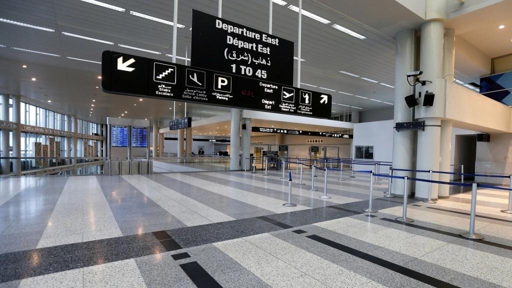 حظر دخول المسافرين القادمين من الهند والبرازيل الى لبنان عبر مطار بيروت والمعابر البرية والبحرية