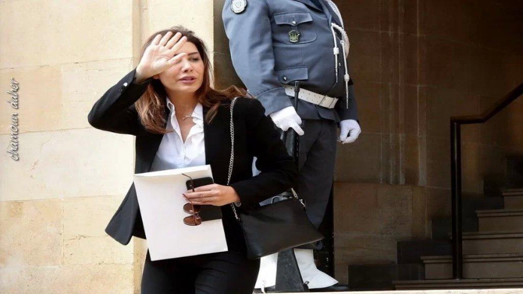 """بولا يعقوبيان: """"تنازلت عن مخصّصاتي كنائبة سابقة..منذ استقالتي لم أعد أتقاضى أي مبلغ مالي من مجلس النواب"""""""