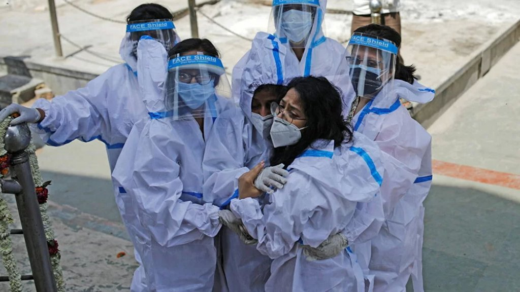 في رقم يشكل سابقة في العالم..الهند تسجل أكثر من 400 ألف إصابة جديدة بفيروس كورونا خلال الساعات الـ24 الماضية