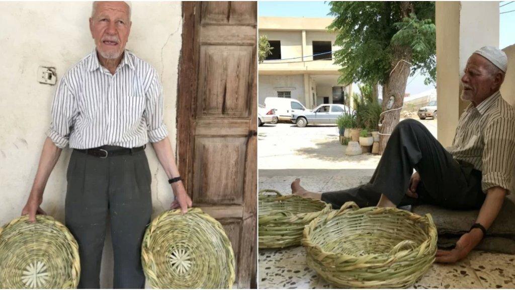 سلال «العم لطوف» المزراع من المنية الشمالية: التراث بـ«الديليفري»!