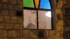 إلقاء قنبلة على مسجد في بلدة جناتا (الجديد)