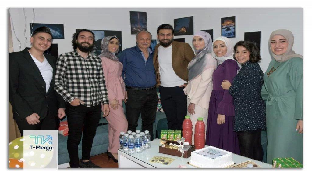 بالصور/ مؤسسة طالب ميديا تقيم حفلًا بمناسبة عيد العمال.. الإعلان الرسمي الأول لإنطلاق المؤسسة