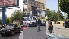 بالصور/ حواجز لقوى الأمن الداخلي في طرابلس، شتورا، القليعة والجديدة