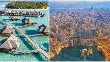"""بالفيديو/ المالديف أرخص من لبنان للسياحة..أجار الشاليه بالشهر 5000 دولار """"فريش""""!"""
