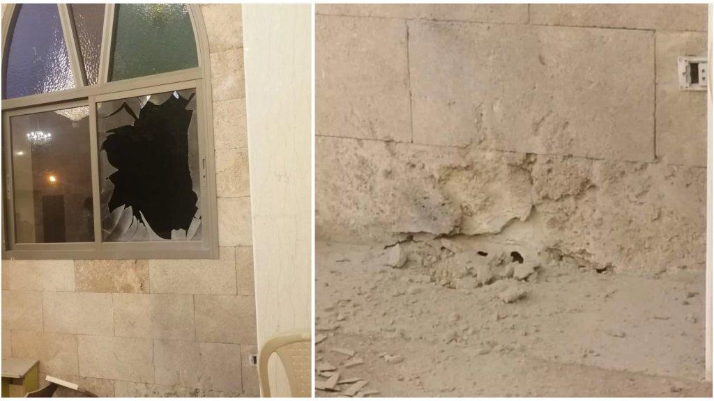 الجيش يوقف ملقي الرمانة اليدوية على مسجد جناتا في صور