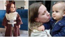 """في ذكرى ميلاده وبعد مرور 9 أشهر على الانفجار...والدة الطفل اسحاق أصغر ضحايا المرفأ: """"اليوم لا يمكنني جمع سوى 3 كلمات: اشتقتلك"""""""
