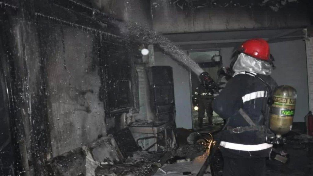 بعد كارثة حريق مستشفى ابن الخطيب في بغداد ووفاة أكثر من 80 شخصًا.. استقالة وزير الصحة العراقي