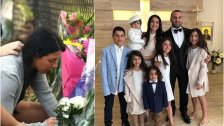 """خسرت ثلاثة من أبنائها في حادث دهس  العام الماضي.. """"ليلى عبد الله"""" تحصل على لقب والدة العام 2021 في ولاية نيو ساوث ويلز"""