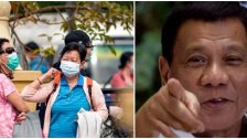 الرئيس الفيليبيني طلب من الشرطة توقيف الأشخاص الذي لا يضعون الكمامة بشكل صحيح