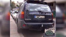 """""""صفة"""" غير شكل لسيارة تابعة """"لنقابة خبراء السير في لبنان""""!"""