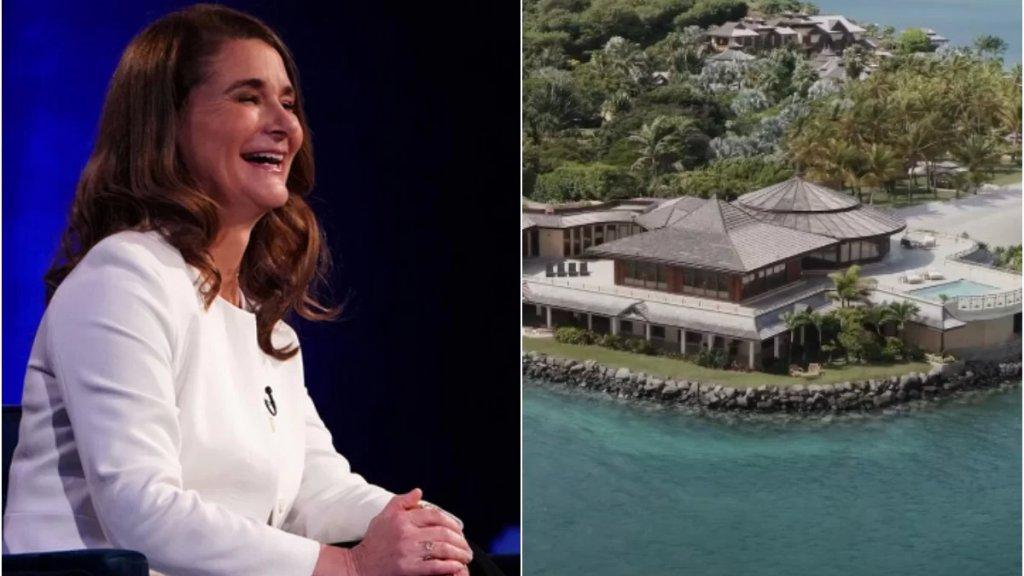 بالصور/ بعد إعلان طلاقهما.. طليقة الملياردير بيل غيتس تستأجر جزيرة بـ132 ألف دولار في الليلة الواحدة
