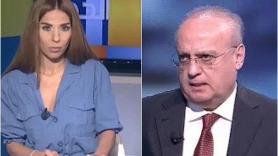 بالفيديو / وهاب ينفعل ويطال الحريري بكلام هجومي عنيف.. ومشادة كلامية بينه وبين مذيعة الجديد