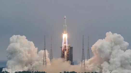 بعد السودان.. مصادر أمريكية تكشف الوجهة الجديدة المحتملة لسقوط الصاروخ الصيني: آسيا الوسطى