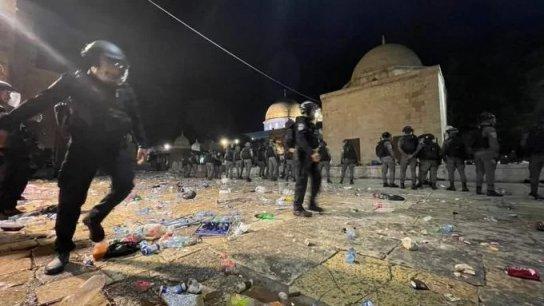 الخارجية اللبنانية دانت الهجمة الإسرائيلية على الفلسطينيين: ندعو المجتمع الدولي لتحرك عاجل وفوري