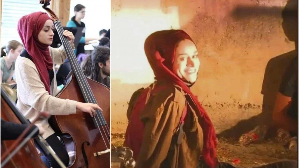 """بالفيدبو/ ابتسامة """"مريم"""" الفلسطينية لحظة تكبيلها بالأصفاد من قبل جنود الإحتلال تجتاح مواقع التواصل"""