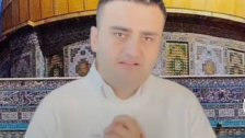 """بالفيديو/ الشيف التركي بوراك يوجه رسالة للفلسطينيين: """"نحن معكم"""""""