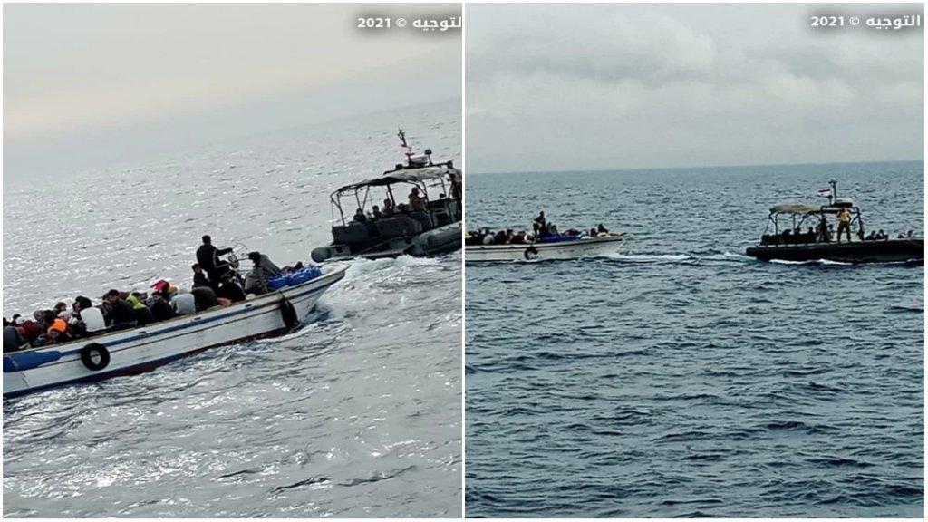 الجيش اللبناني يحبط عملية تهريب أشخاص عبر البحر قبالة شاطئ طرابلس