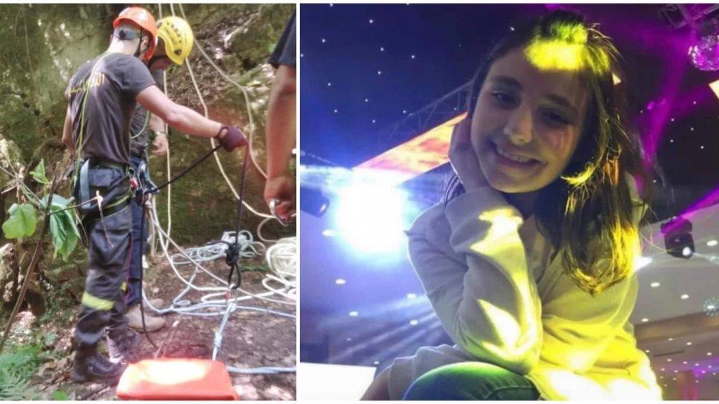 عمليات البحث مستمرة عن الفتاة نورا حاطوم التي سقطت أمس في وادي جنة نهر ابراهيم وجرفتها المياه!