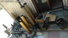 بالصور/ دهم مزرعة ومنزلاً في محلة مجدلون - بعلبك يعودان لمطلوب أقدم على إطلاق النار وقذائف أر بي جي على أحد الحواجز ما أدى الى استشهاد عسكري ومواطن