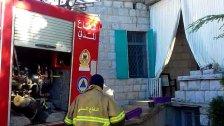 في فيطرون...ابن الـ 66 عاما قضى بأزمة قلبية وسيجارة كانت بيده اشعلت النيران في منزله